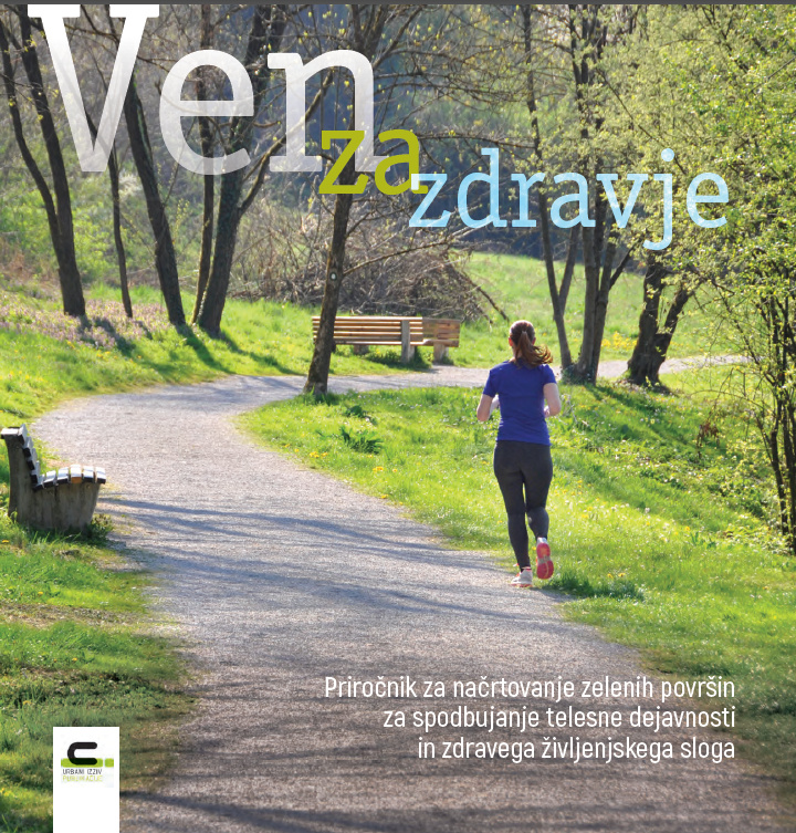 ven za zdravje, naslovnica